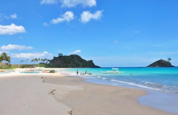 EL NIDO NACPAN BEACH