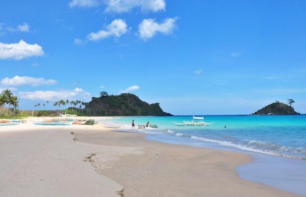 El Nido Nacpan Beach Inland Tour E