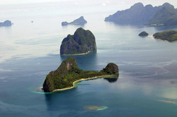 El Nido Helicopter Island Hopping Tour C