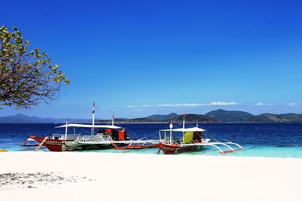 Coron-Palawan-Boats-L