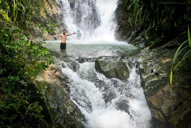 El Nido Nagkalit Kalit Falls Tour