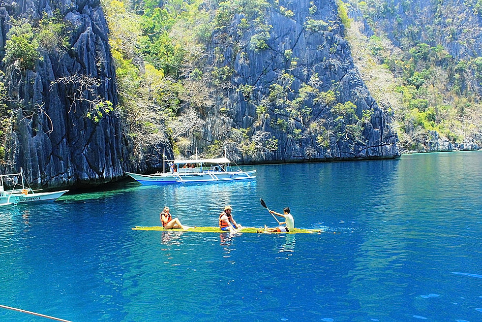 palawan tour Come tour the islands with us on the el nido tour a day trip jaw dropping scenery and the clearest water you have ever seen welcome to el nido palawan.