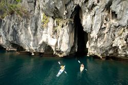 El Nido Cathedral Cave Island Hopping Tour B