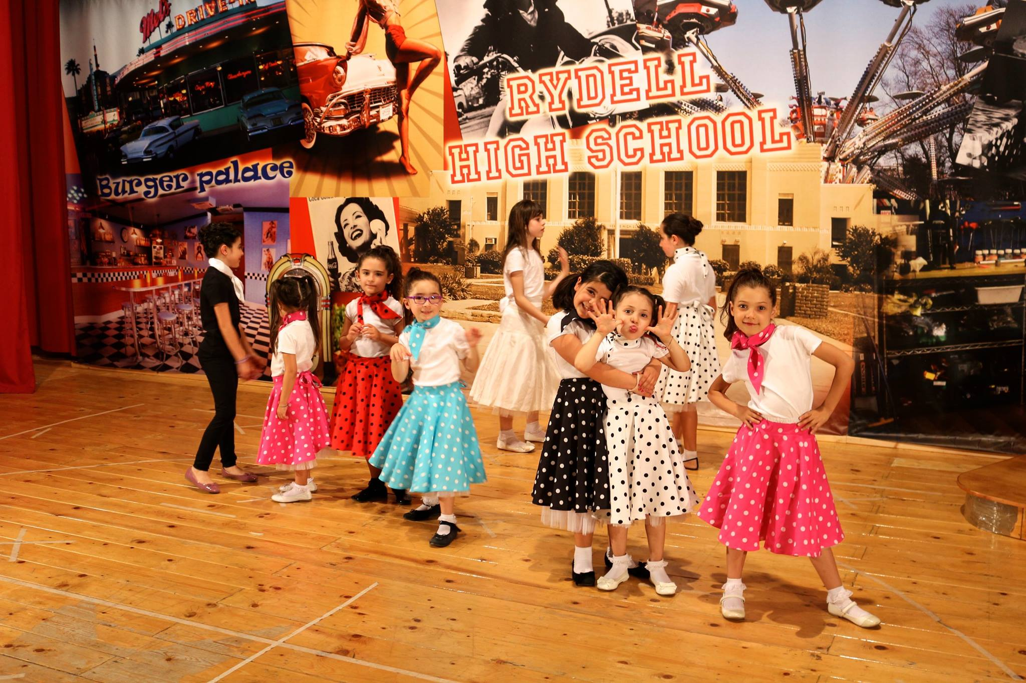 back stage grease musical 2 .jpg