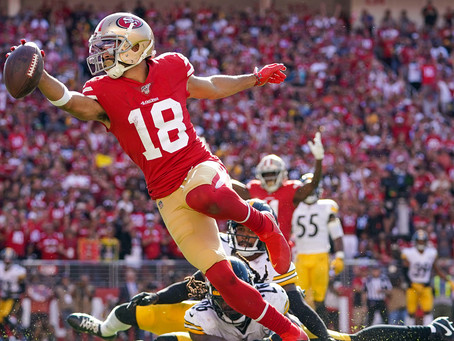 Dante Pettis has shown all the ability — can he get out of his funk for 49ers in 2020?