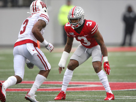 There's value, a perfect fit at CB the 49ers should have eyes on in the 2020 NFL Draft