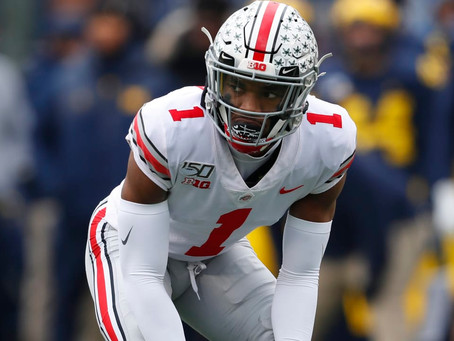 49ers drafting a CB in Round 1 isn't off the table, Part 1: Jeffrey Okudah