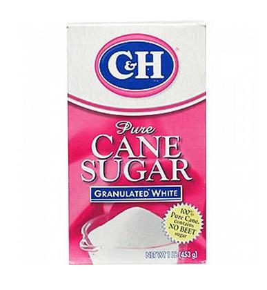 C&H Pure Cane Sugar Gran White 1lb