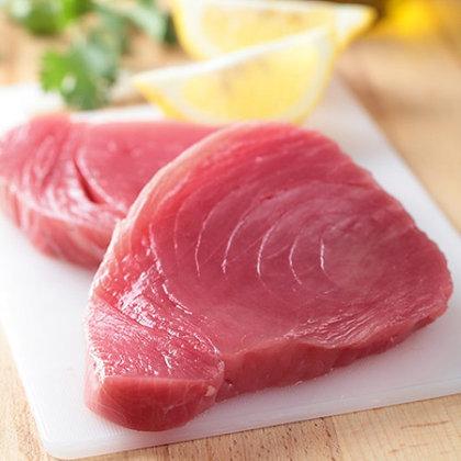 Tuna Steak Fillets (1 lb)
