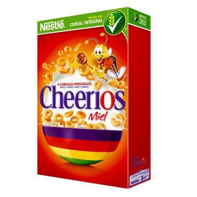 Cheerios honey 480 g