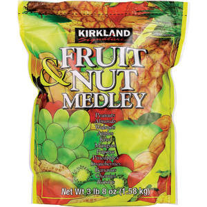 Kirkland Fruit & Nut Medly (1.58 kg)