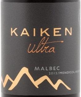 Kaiken Malbec Ultra, 2013