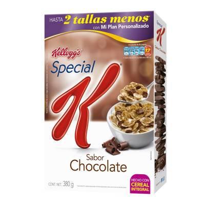 Kelloggs Special K Chocolate flavor 380 g