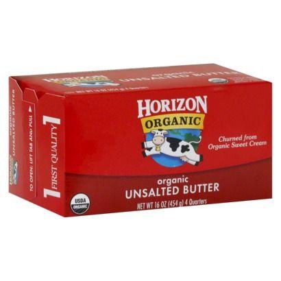 Horizon Unsalted Butter 1 lb
