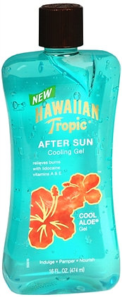Hawaiian Tropic After Sun Cooling Gel 7oz