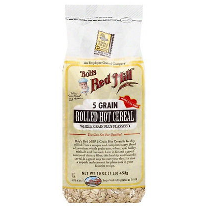 Red Mill 5 Grain Rolled Hot 16 Oz