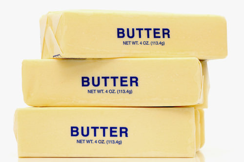 Butter Unsalted 1 lb