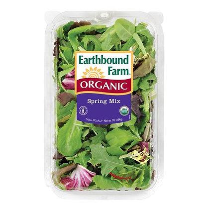 Spring Mix ,Earthbound Farm Organic