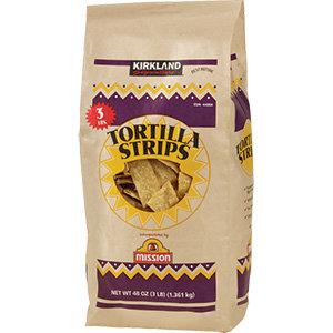 Kirkland Tortilla Strips