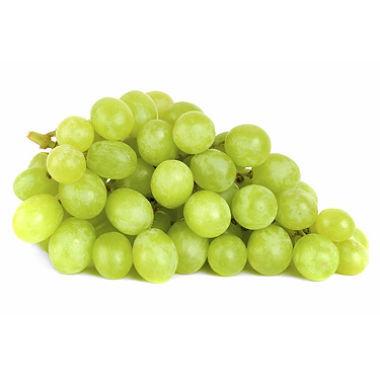 Green Seedless Grapes (5lb box)