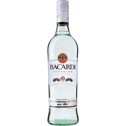 Bacardi White Rum (1.75 L)