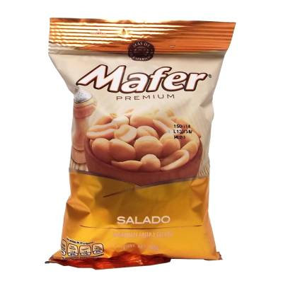 Mafer premium salted peanuts 180g