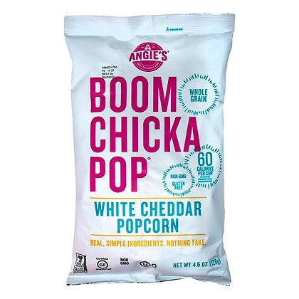 Angies Popcorn White Cheddar Boom Chika Pop 4.5 oz