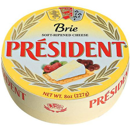 Brie Cheese President  555 gr