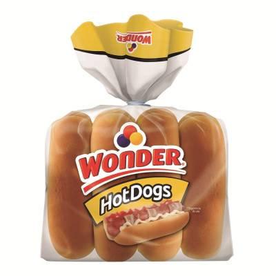 Wonder Hotdog Buns 8 pack