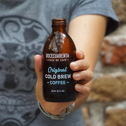 Vainilla Doce cuarenta Cold Brew Coffee 250ml