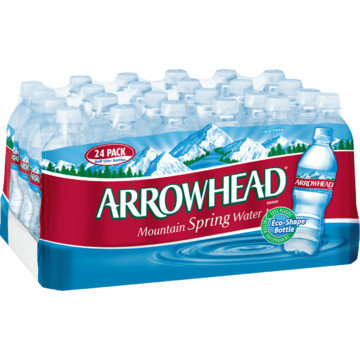 Arrowhead 24 pk 500 ml