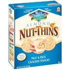 Blue Diamond Nut Thins Almond Cracker 4.5 Oz