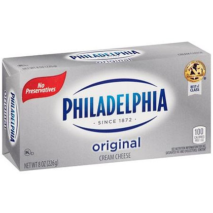 Philadelphia 7 Oz Cream Cheese-Brick