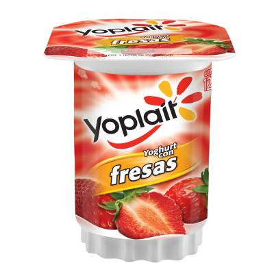Yoplait Original Yogurt Strawberry 145 gr (4 pack)