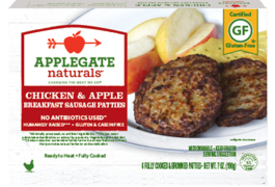 Applegate Natural Chicken and Apple Breakfast 6