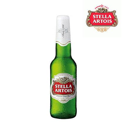 Stella Artois 24 pk bottle