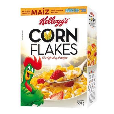 Cereal Kelloggs Corn Flakes 560 g