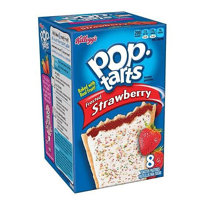 Pop Tarts Strawberry