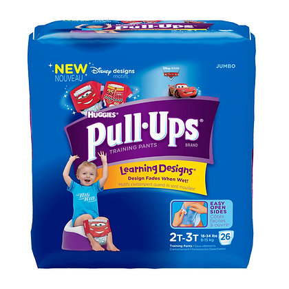 Pull-Ups boys 2-3yr