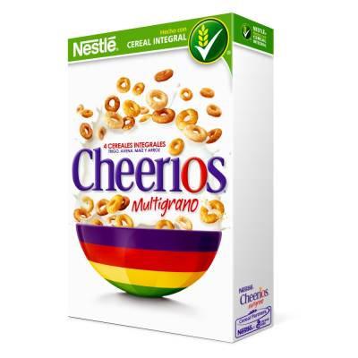 Cheerios multigrain 450 g