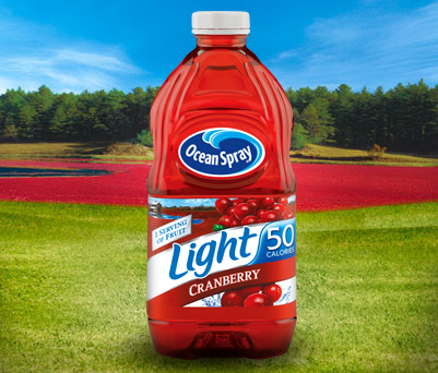Light Cranberry Juice