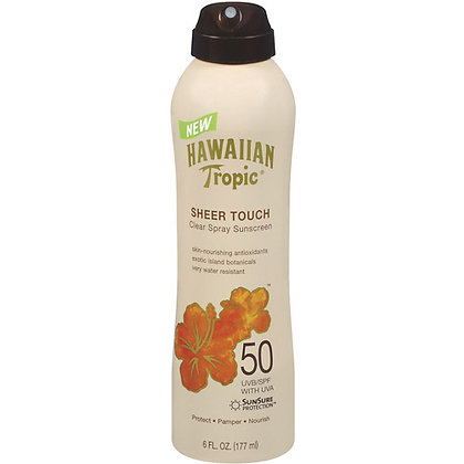 Hawaiian Tropic Sunscreen Spray