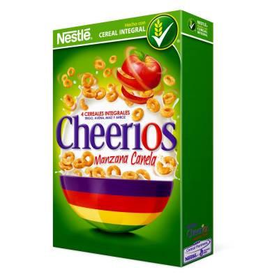 Apple Cinnamon Cheerios 480 g