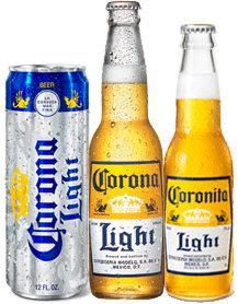 Corona Light 6 pack 325 ml/ 11 oz (bottle)