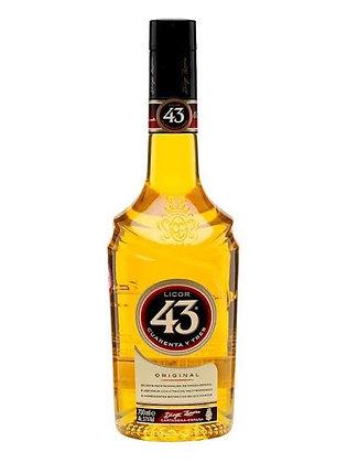 43 Cuarenta y Tres Liqueur 700 ml