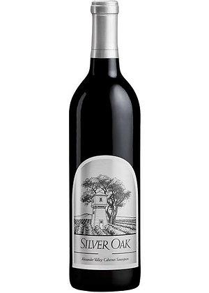 Silver Oak Wine Alexander Valley Cabernet Sauvignon 750 ml