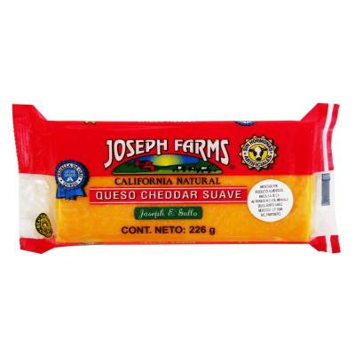 Cheddar Joseph Farms 226 g