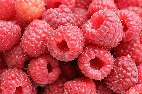 Raspberries costco size