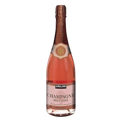 Kirkland Signature Champagne Brut Rose