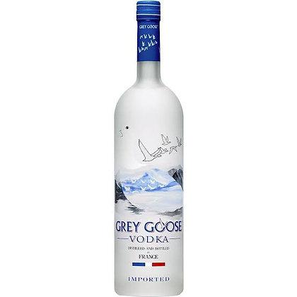 Grey Goose 1lt bottle